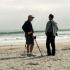 Schatzsucher am Beach