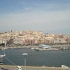 Blick auf Cagliari von der Ruby