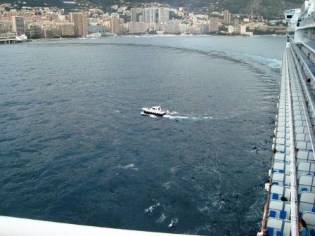 Monte Carlo, Monaco - PILOT hats geschafft