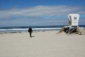 San Diego Ocean Front Walk