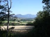 Landschaft in Burgund