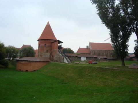 Kaunas - Burganlage