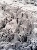 Cayambe Gletscher