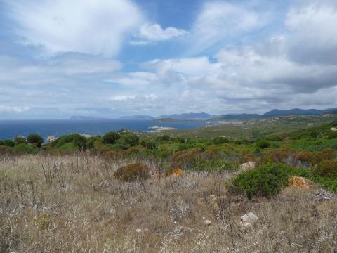 Chia - Ausblick vom Capo Spartivento