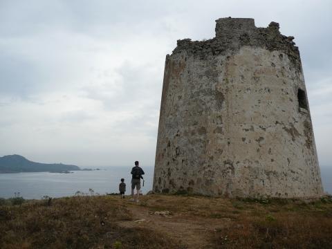 Capo Malfatano - am Torre