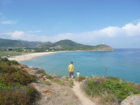 Chia - zurück zum Sa Colonia Strand