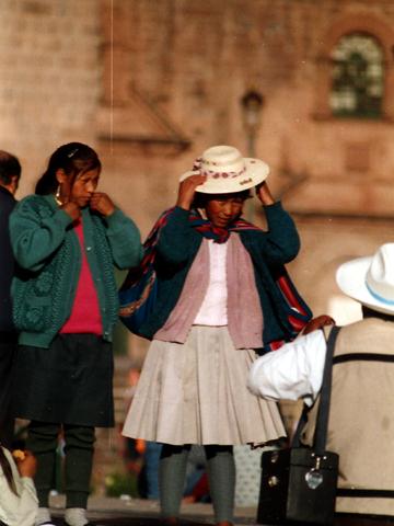 Cusco - Indigenas