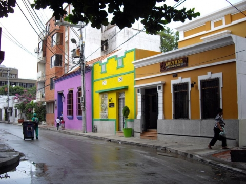 Santa Marta - Hostal Solymar