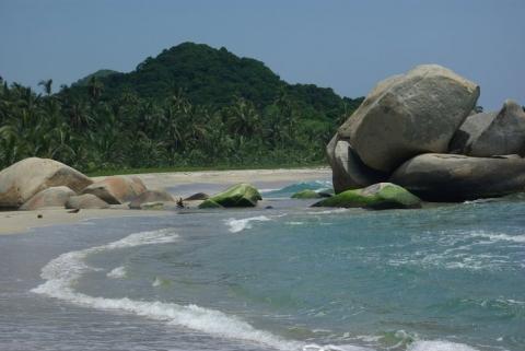 Cañaveral - Playa Arrecife