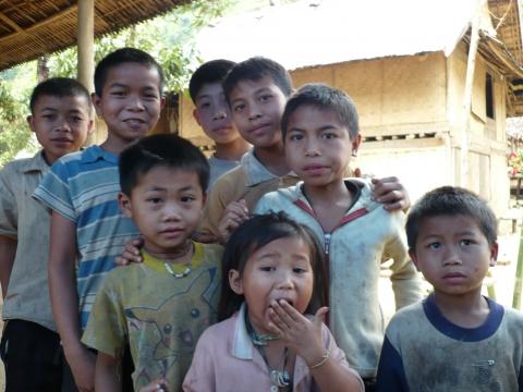 Louangphrabang - Nong Kiao
