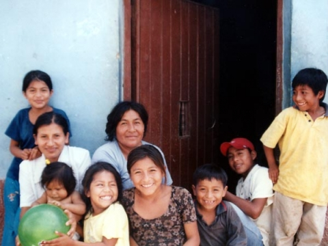 Chiclayo - The unkown family