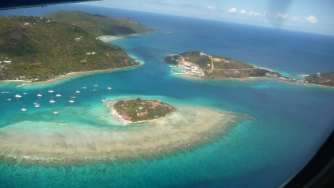 British Virgin Islands - B.V.I.