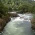 Fluss an der Carretera Austral