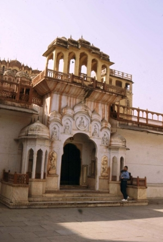 Jaipur - Maharadschapalast