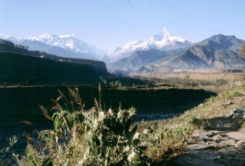 Pokhara - Bei Pokhara