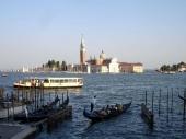 Blick auf Isola di San Giorgio Maggiore