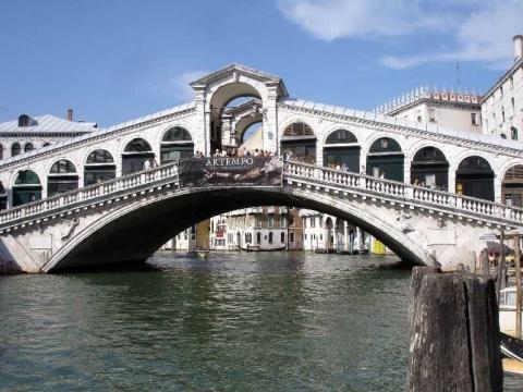 Venice - Rialtobrücke