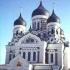 Russische Kathedrale in Tallin