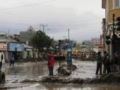 Ueberschwemmung in Punta Arenas