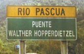 Brücke Walther Hopperdietzel bei Puyuhuapi