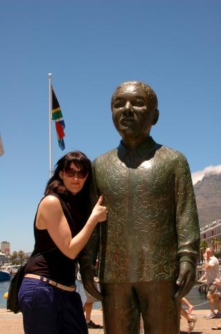 Nelson und ich