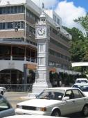 Mahe Victoria Clock Tower