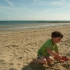 am Strand in La Trinité sur Mer
