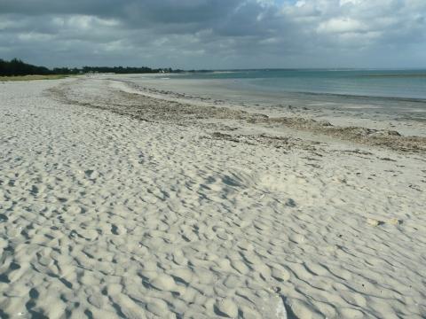 Île-Tudy - Strand in Ile-Tudy