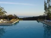 Pool am Rondinara-Campingplatz