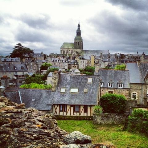 Saint-Malo - Dinan