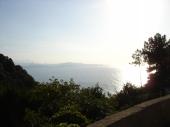 Ausblick von Nonza