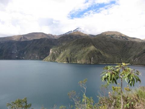 Otavalo - Kratersee Cuicocha