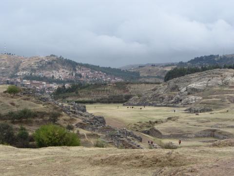 Cusco - Saqsaywaman