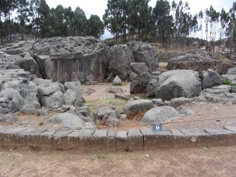 Cusco - Q'enka