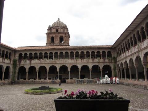 Cusco - Santo Domingo/Qorikancha