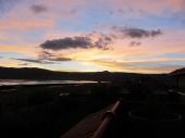 Sonnenuntergang in Puno