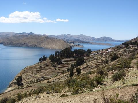 Titicacasee & Sonneninsel - Sonneninsel