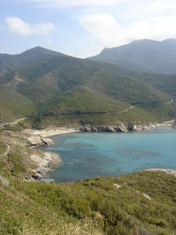 Nonza - am Cap Corse