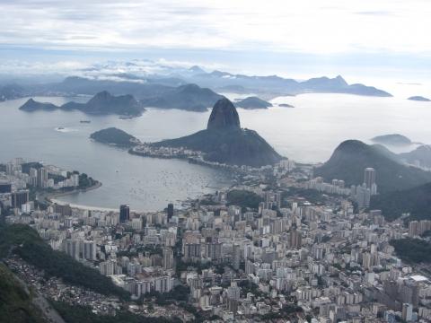 Estado do Rio de Janeiro - Zuckerhut