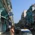 Straßen von Rangun