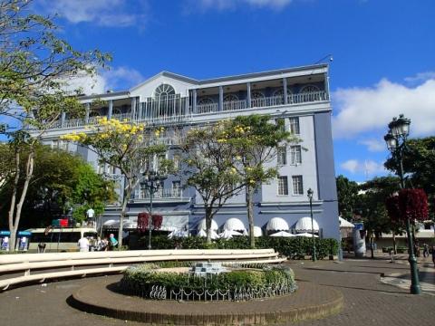 Republic of Costa Rica - Gran Hotel Costa Rica