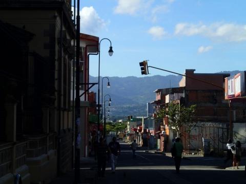 Republic of Costa Rica - San José City