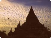 Sunrise Old Bagan...
