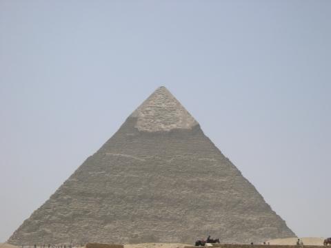Cairo - Pyramide