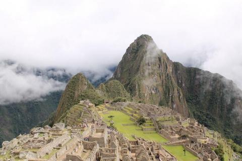 Ruinas Machupicchu