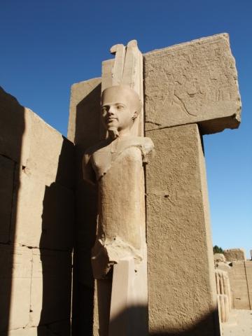 Luxor - Karnak Tempel