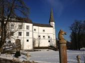 Schloss Pertenstein bei Traunreut