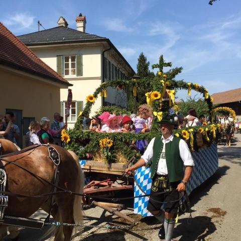 Siegertsbrunn - Leonhardi-Fahrt 2015 - Bild 72