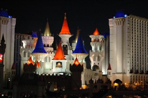 Las Vegas - Exkalibur