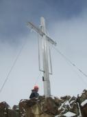 Wildspitze Gipfelkreuz